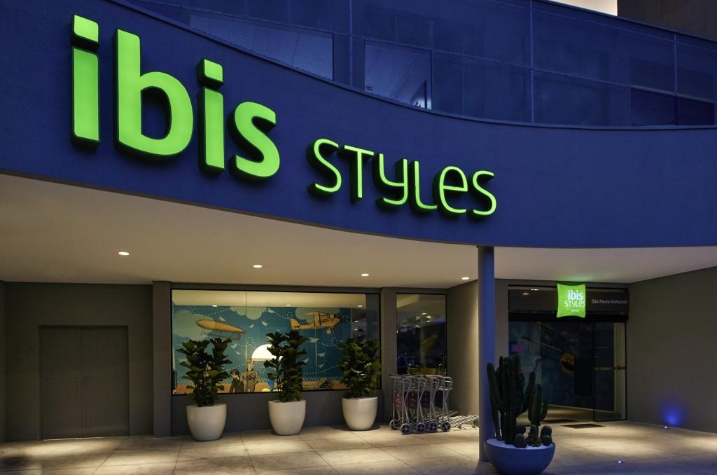 ibis Styles SP Anhembi - fachada