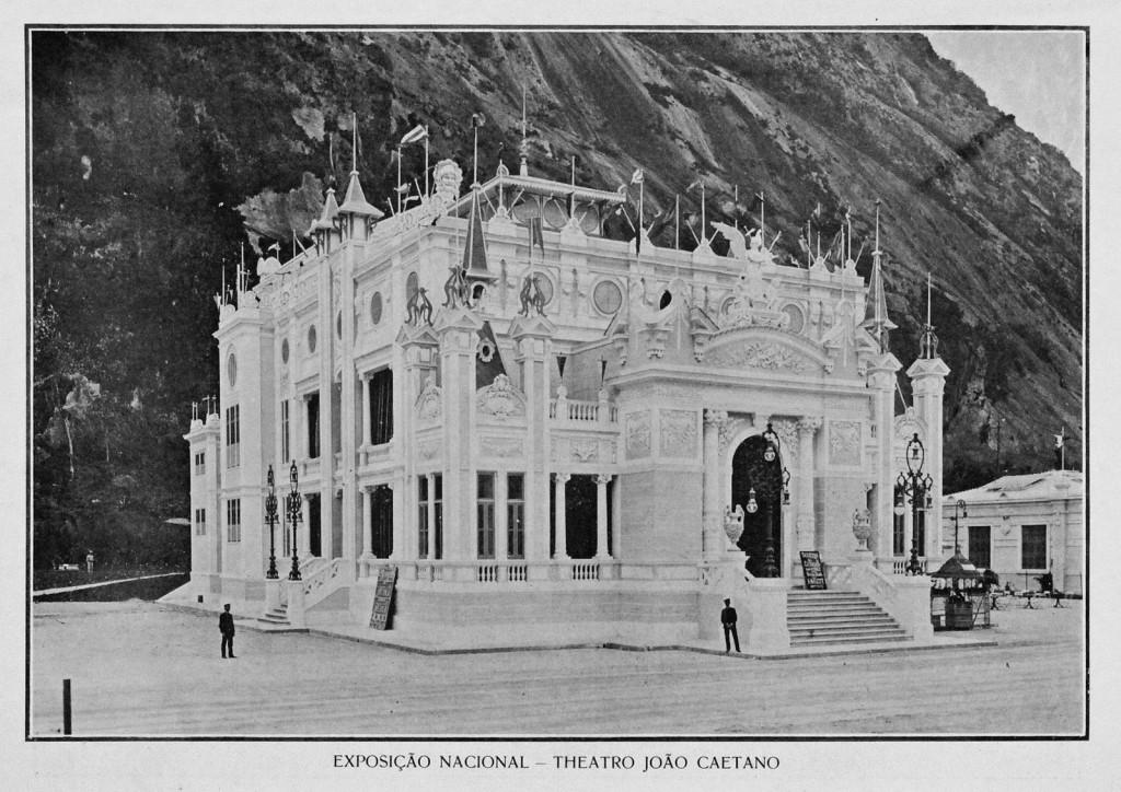 Exposição_Nacional_de_1908_-_Teatro_João_Caetano